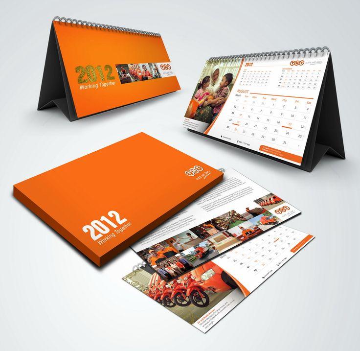 Calendar Design by advant7