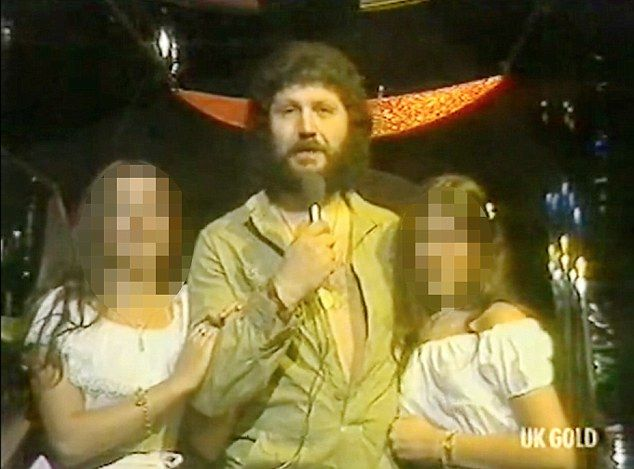 BBC 'edited out footage of DLT groping girl of 17' -- The BBC edited out images that showed Dave Lee Travis molesting a 17-year-old girl during the filming of Top Of The Pops