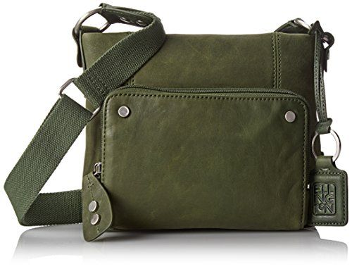 ellington Eva Cross Body Bag, Green, One Size ** Read more reviews of the product by visiting the link on the image.