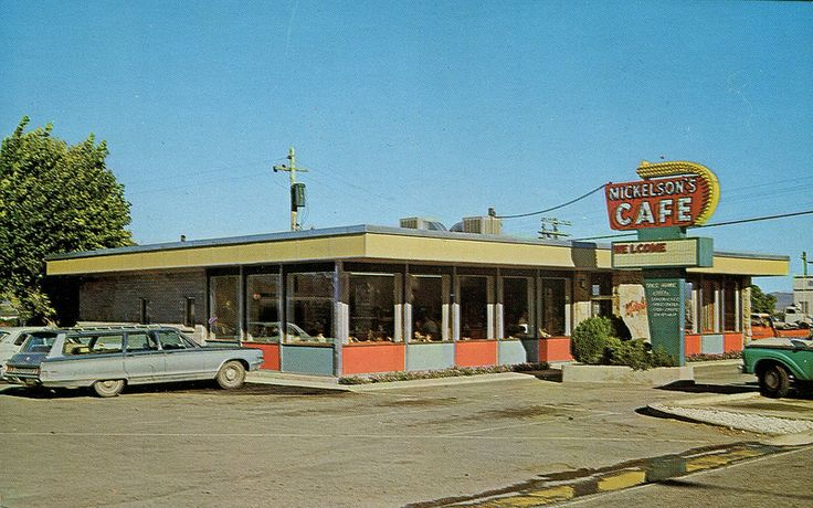 Mickelson's Cafe, Nephi, Utah