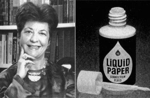 Znalezione obrazy dla zapytania Bette Nesmith Graham
