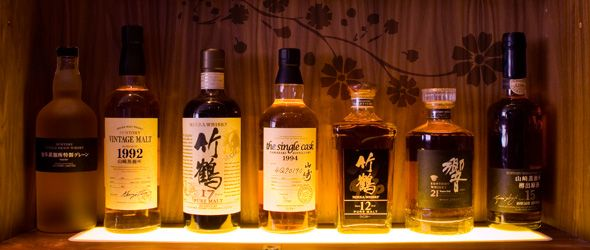 A Japanese Whisky Primer - Feature - Food News