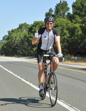 For diabetes, FitMove advisor participate to the Tour de Curve 2014 in Silicon Valley
