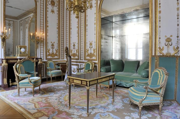 Versailles Palace Interior Period Interiors Pinterest
