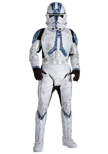 DELUXE KIDS CLONE TROOPER EP3 COSTUME Product # RU882015 Be the first to write a review!Write Review $54.99