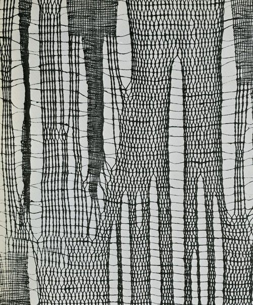 Ruth Kaufman - The New American Tapestry, 1968