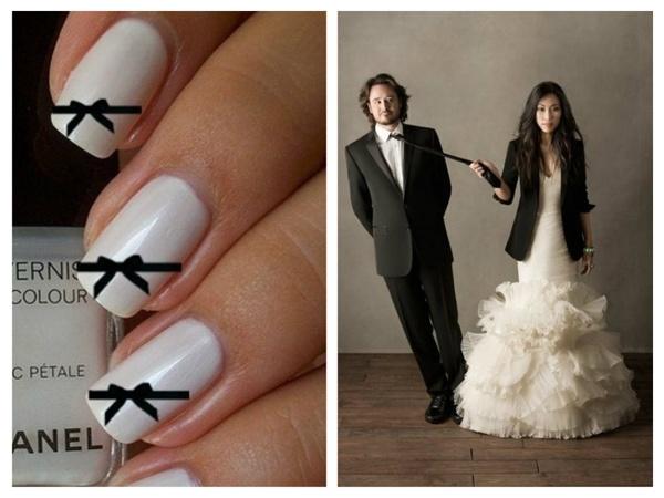 Painel de inspiração preto e branco + Casamento | Andrea Velame Blog