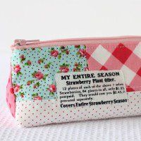 Awesome free pencil case patterns to sew - So Sew Easy