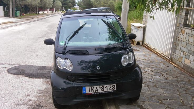 Stathis blog:  My firstSMART cabrio- it fits in the trunk a big...
