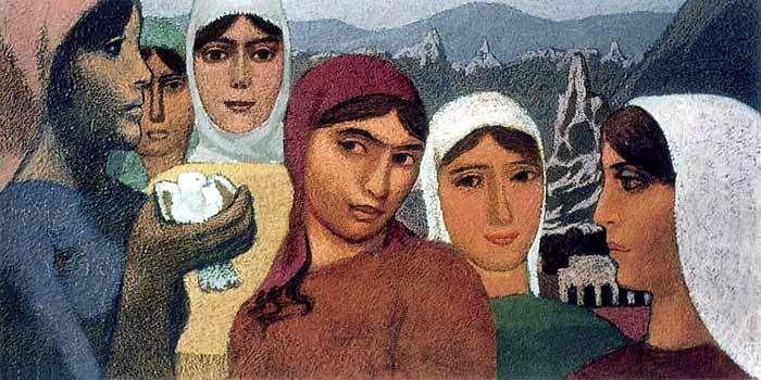 Nuri Iyem, Göreme Güvercin ve kadınlar