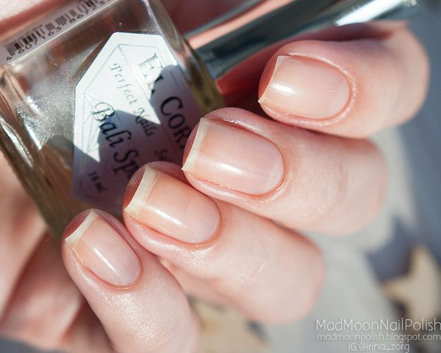 EL CORAZON PERFECT NAILS МАСЛО ДЛЯ КУТИКУЛЫ №428 BALI SPA OIL