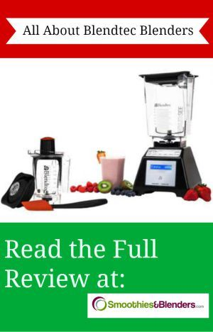Blendtec is one of the top best blenders around, so I put together as much information as I could find about this company. I believe that you will love this company as much as I do after you take a look at this.