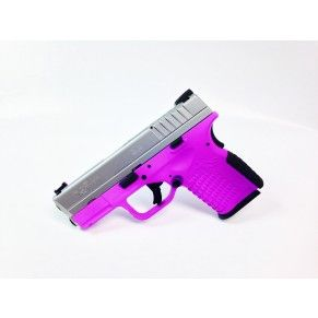 Passion Purple Springfield XDS 9mm SS