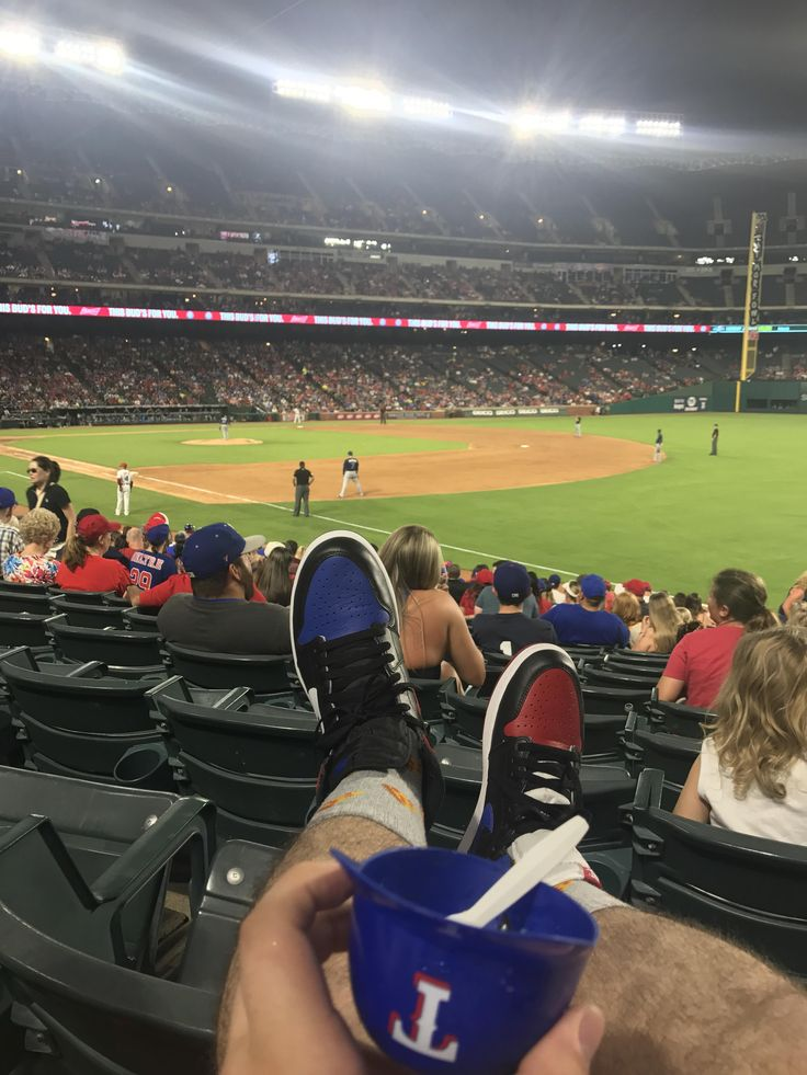 Perfect kicks for a Rangers game