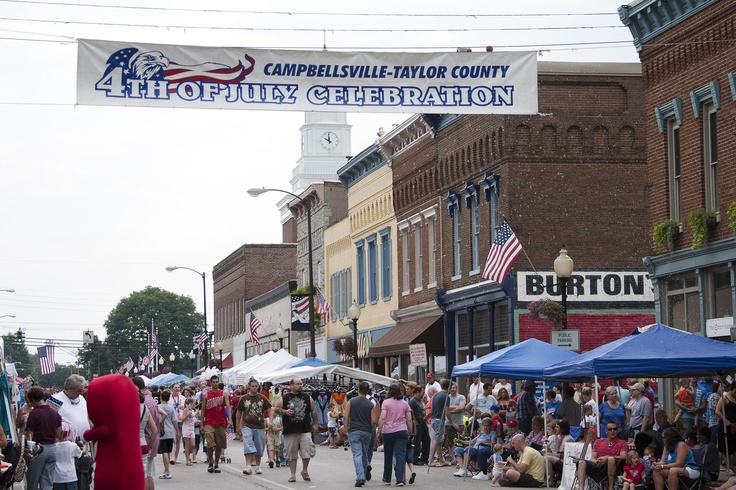 july 4th events kentucky