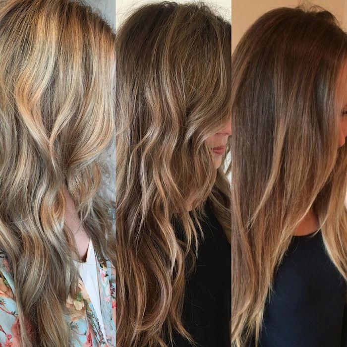 Von braun zu blond