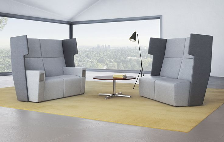 OFS Focal Point Line Providing Private Individual Seating