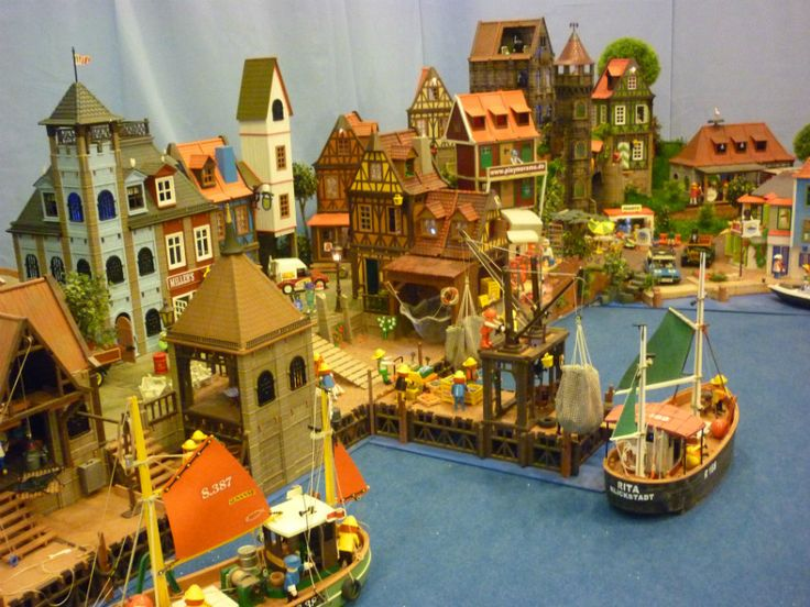 Luxplaymodays 2014 - detailed photos of 13 dioramas ...