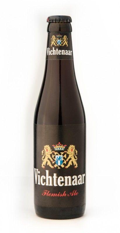 Cerveja Vichtenaar, estilo Flanders Red Ale, produzida por Verhaeghe, Bélgica. 5.1% ABV de álcool.