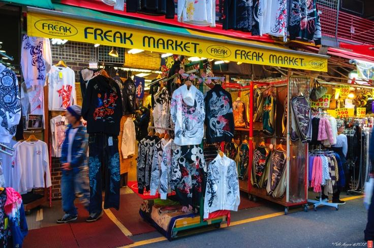 #Ameyoko, uno de los grandes mercados de Asia, es un lugar donde se puede encontrar de todo, y casi siempre rebajado. #fleamarket #mercado #mercado #japon #asia #mercadillo