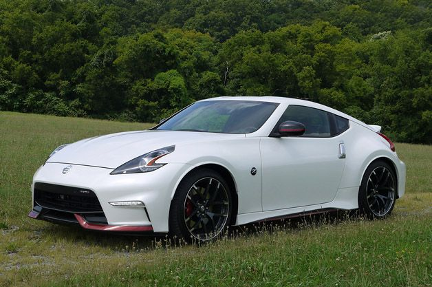 2015 Nissan 370Z Nismo Top Z Grows Up A Little Inside And Out tred.com