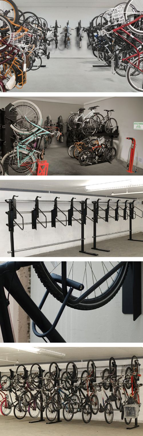 Bike Rooms & Bicycle Storage Facilities / Urban & Campus Bike Parking Solutions    Ground Control Systems
