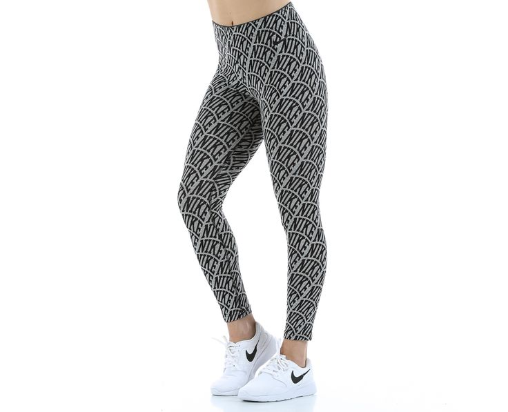 Club Legging-Crop AOP2