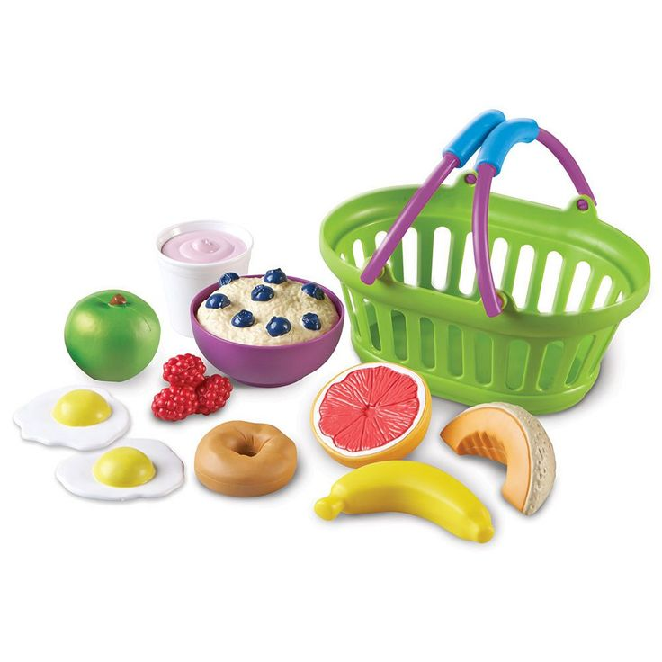 Learning Resources New Sprouts Healthy Breakfast, Multicolor