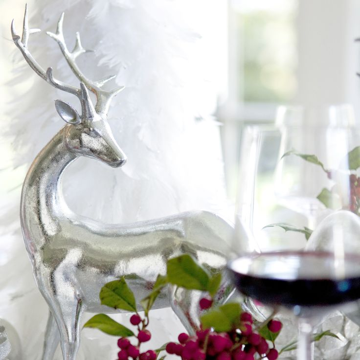 62 best Holiday Tabletop images on Pinterest - k che eiche s gerau
