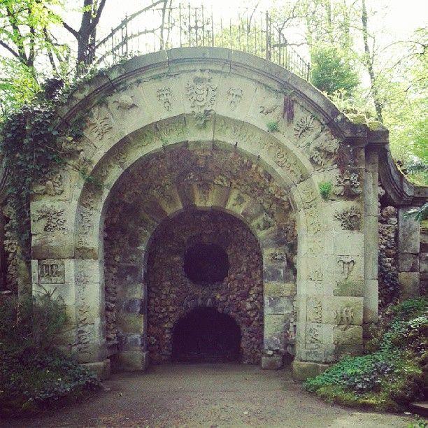 Drachenhöhle at Eremitage Bayreuth - #germany #franken #bayreuth