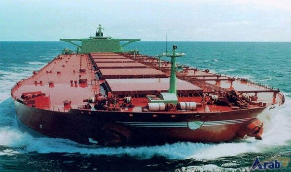 Arab Today Arab Today Giant Oil Tanker Pays Egp 81 M To Transit Suez Canal Oil Tanker Tanker Ship Great Lakes Ships