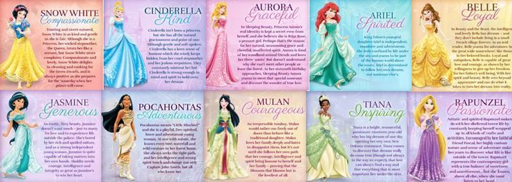 original stories disney princesses - Google Search