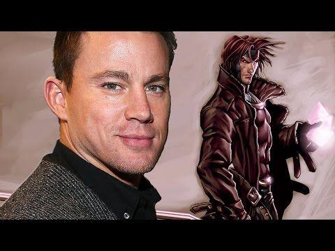 X Men Gambit Movie Gets Release Date - YouTube