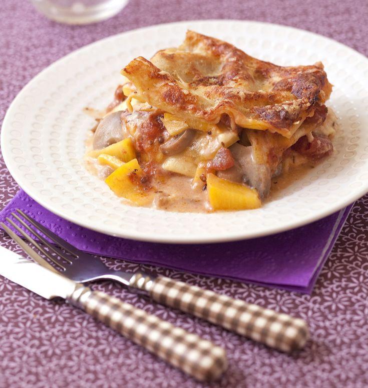 Recette De Lasagne Dans Un Moule A Cake