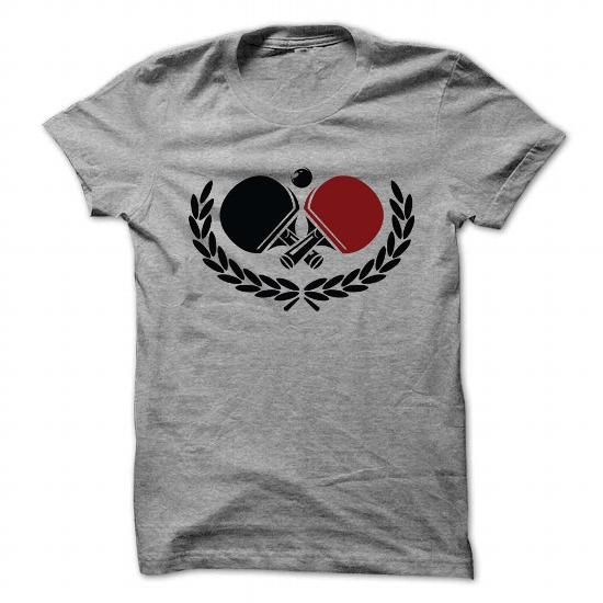 Table tennis logo - Hot Trend T-shirts