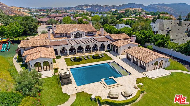 5 Most Expensive Homes Sold In Calabasas Ca 2018 Mansions