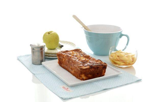 Tarta rústica de manzana | Velocidad Cuchara
