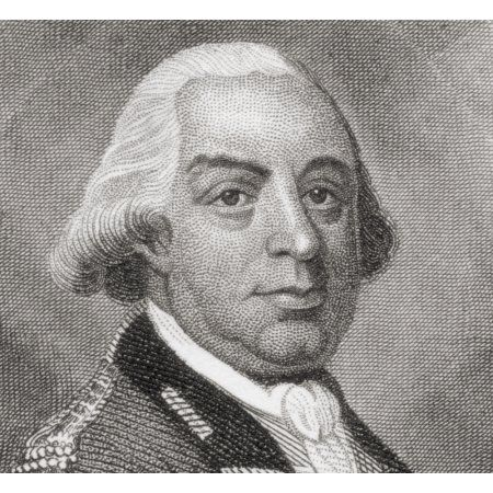 Thomas Gage 1719 To1787 British General During The American Revolutionary War Canvas Art - Ken Welsh Design Pics (15 x 13)