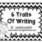 Use this Ready-to-Go writing trait bulletin board set (in full color) to support the lessons you are already teaching in your 6+1 Writing Traits cu...
