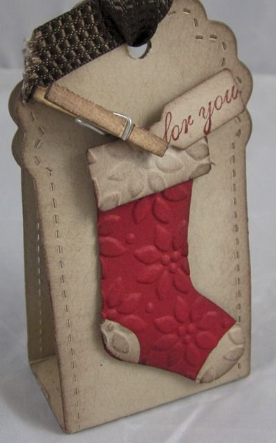 Stocking punch retired but still a nice idea. Nugget holder