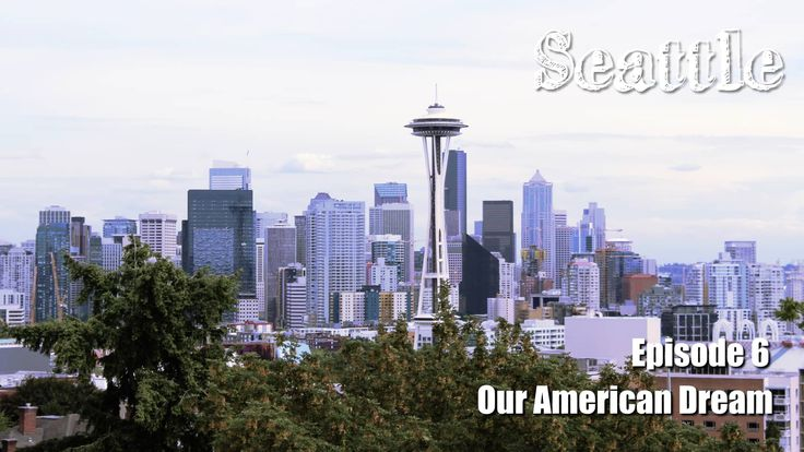 Our American Dream - Episode 6 Space Needle Chihuly Garden and Glass Space Needle by night Columbia Center Seattle's Aquarium Experience Music Project Museum Gum Wall Argosy Cruise Seattle Seahawks Stadium Baseball Game - Seattle Mariners vs St-Louis Cardinals Pride Festival