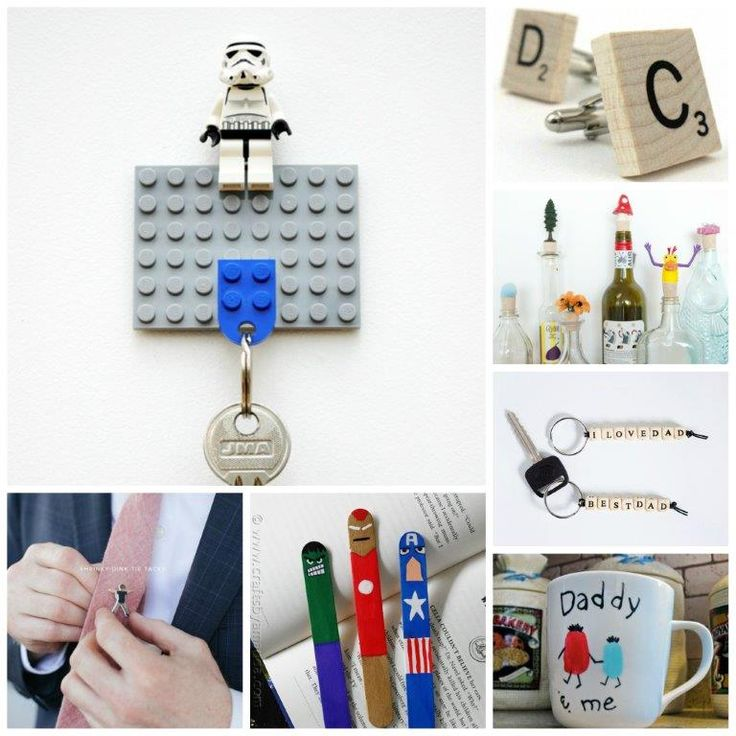 father's day present ideas to make