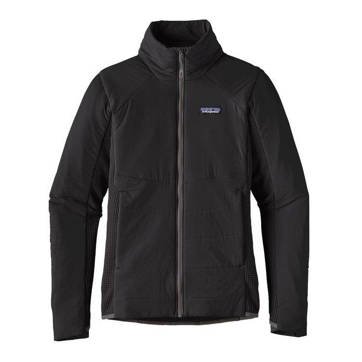 W's Nano-Air® Light Hybrid Jacket, Black (BLK)