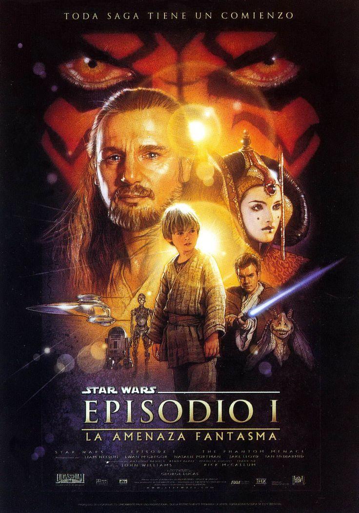 Star Wars. Episodio I La amenaza fantasma - Star Wars. Episode I The Phantom Menace