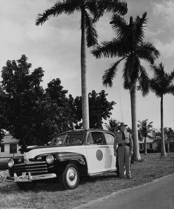 old florida highway patrol car photos | Credit this photo: State Archives of Florida, Florida Memory , http ...