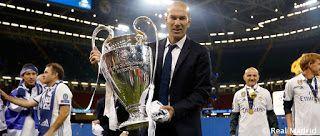 Zidane nominado al premio The Best