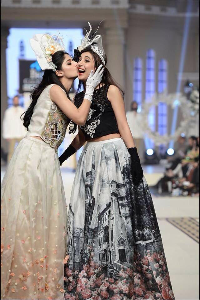 Beautiful Sisters Mawra & Urwa