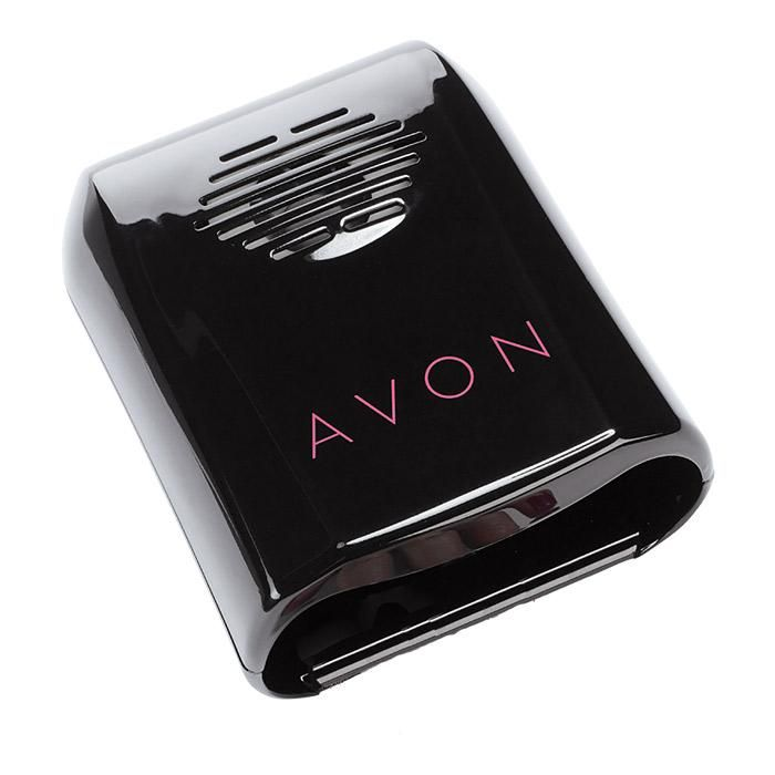 This Handy Nail Dryer Is A MUST HAVE For All Manicure Enthusiasts!! It's new design is lightweight and portable Uses two AA batteries and has on/off switch. It's perfect for those people with large hands as well...$15.00