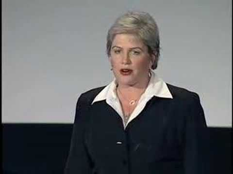 """http://www.ted.com Julia Sweeney (God Said, """"Ha!"""") performs the first 15 minutes of her 2006 solo show Letting Go of God. When two young Mormon missionaries ..."""