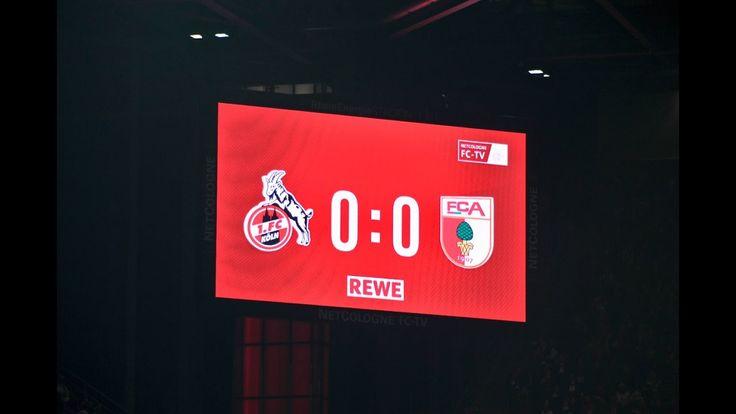 [12. Spieltag] 1. FC Köln - FC Augsburg